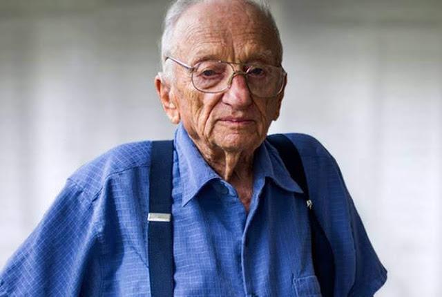 Benjamin Ferencz se une al Premio Aurora
