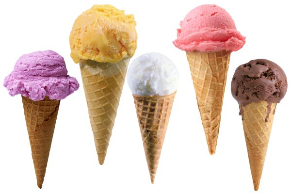 icecream2 - #WorldFoodDay: See The Top 4 Most Eaten Foods In The World