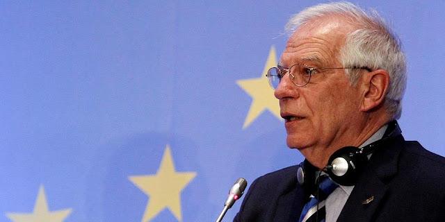 Μπορέλ: Η Αγκυρα θέτει σε κίνδυνο τις μελλοντικές σχέσεις με την Ευρώπη