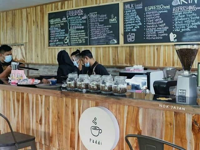 daftar harga menu paddi cafe bistro cirebon, harga menu paddi cafe cirebon, menu paddi cafe bistro cirebon, alamat lokasi paddi cafe bistro cirebon