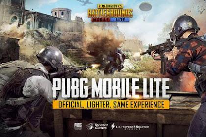 New Update! Download PUBG Mobile Lite Terbaru v0.12.5 - 9550