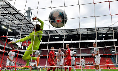 Video FC Koln 1-2 Union Berlin: Vòng 31 Bundesliga