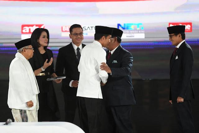 Gde Siriana: Debat Terakhir Jadi Panggungnya Prabowo-Sandi Lumat Jokowi-Maruf