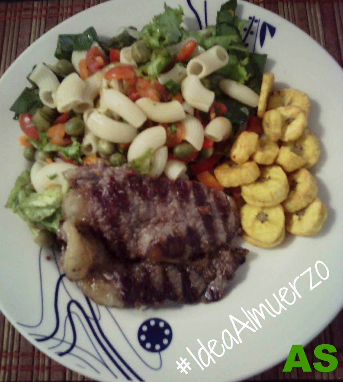 Alternativas saludables idea almuerzo - Almuerzo rapido y facil ...