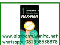 Alat Bantu Pria Kondom Sambung Max-man Ukuran 25MM