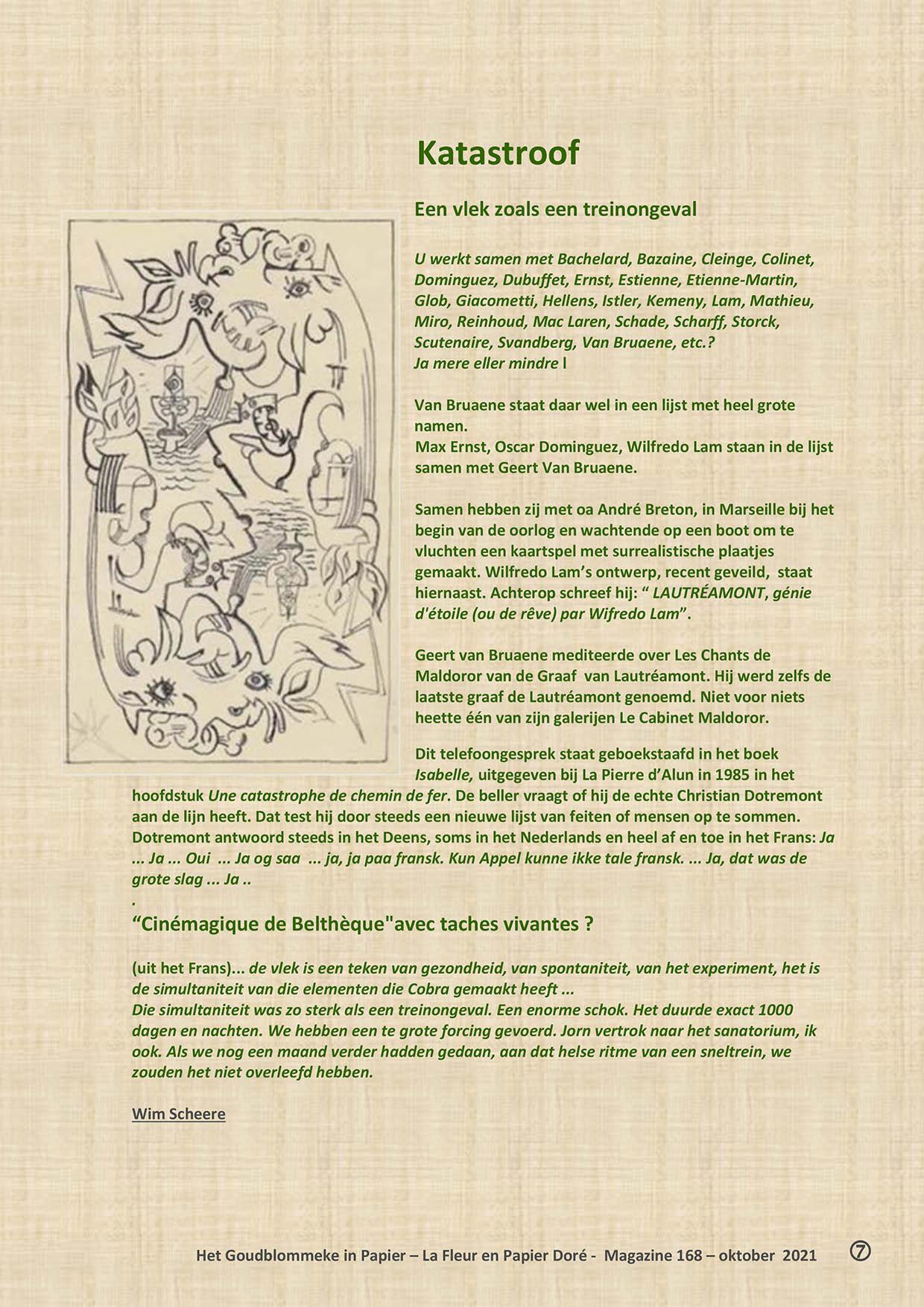 La Fleur en Papier Doré parle des éditions de la pierre d'alun