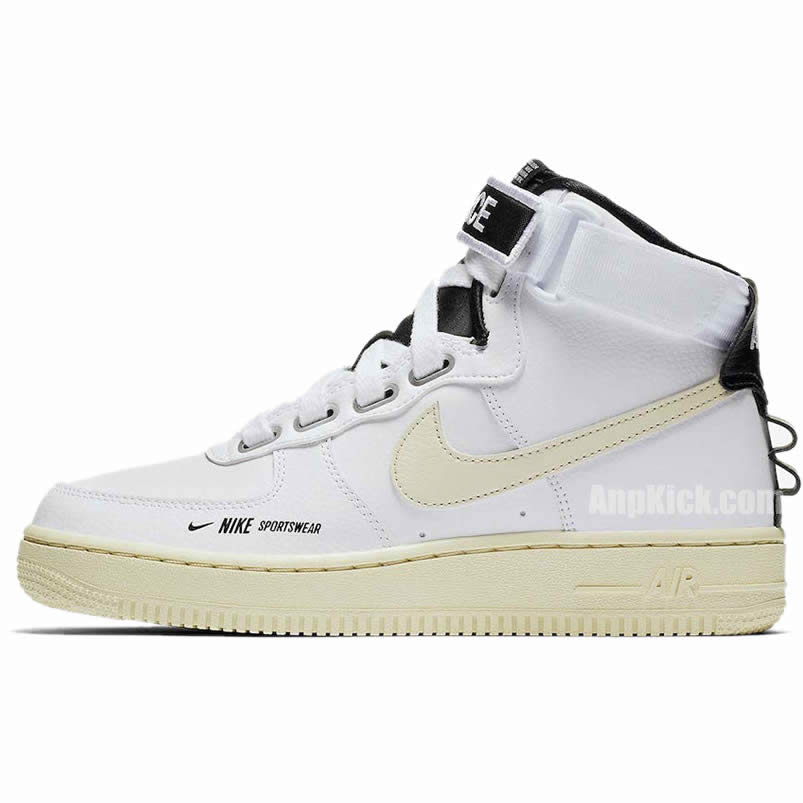 AnpKick Brand Street Footwear: Nike Air Force 1 Utility