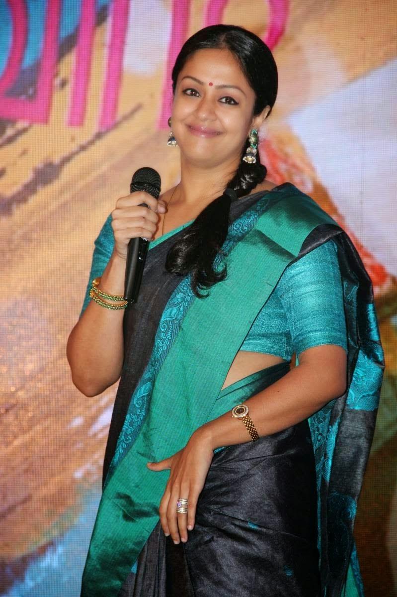 Jyothika New Cute Stills at 36 Vayathinile Tamil Movie ...
