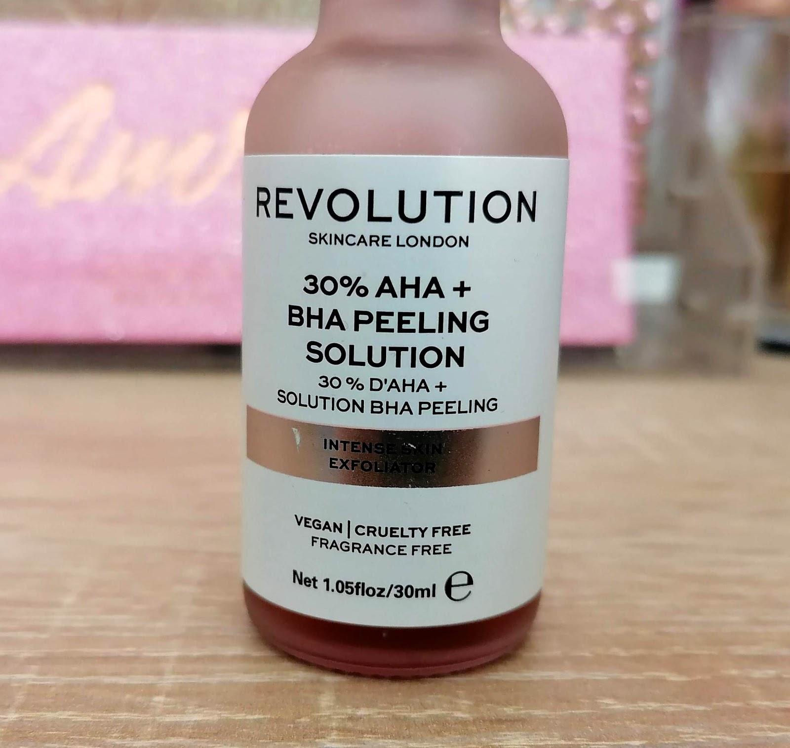 Multi Acid Peeling Solution de REVOLUTION SKINCARE