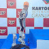 Mayke Naderer é vice-campeão das 50 Milhas Kids