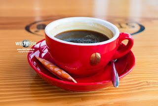 Vietnam ist bekannt für guten Kaffee. www.WELTEREISE.tv