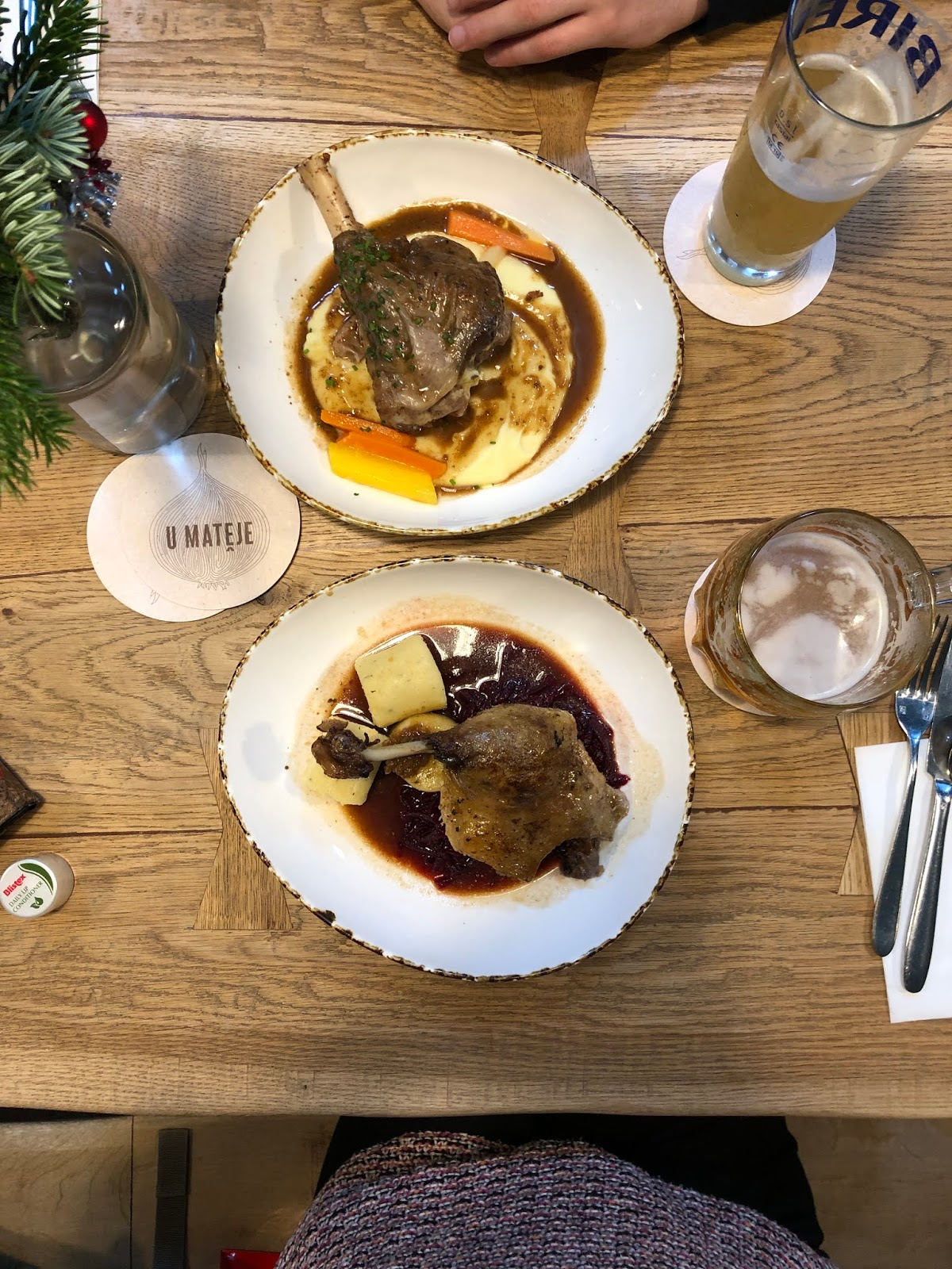 Prague Off The Beaten Track - Where to eat modern czech cuisine