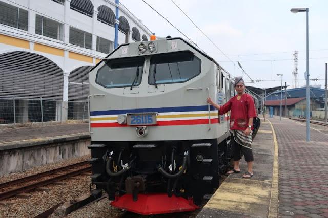 Koc sewa khas Keretapi Tanah Melayu