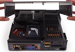 Lihat Isi Dalam Mesin Game Steam Box dari Valve