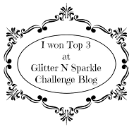 TOP 3 OVER AT GLITTER N SPARKLE CHALLENGE