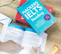 Hackers IELTS – Reading
