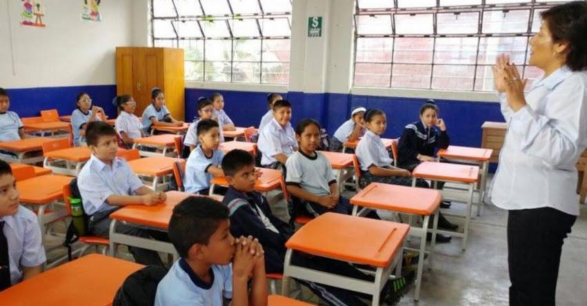 MINEDU reforzará enseñanza de formación ciudadana y cívica en colegios - www.minedu.gob.pe
