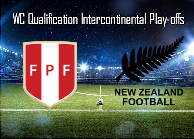 Prediksi Peru vs New Zealand 16 November 2017