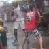 Vídeo: Ex-pugilista Reginaldo Holyfield briga em feira livre de Salvador, assista