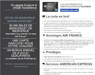 Carte American Express Parrainage.Bons Plans Voyages Olympia On Board