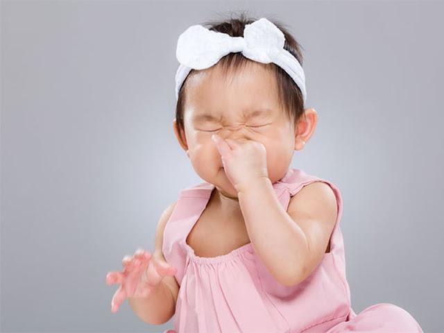 Cách chăm sóc trẻ bớt chứng nghẹt mũi
