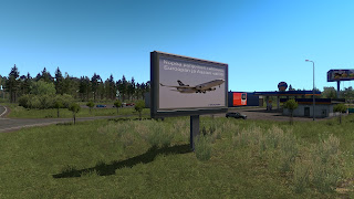 ets 2 real advertisements v1.4 screenshots 14, baltic