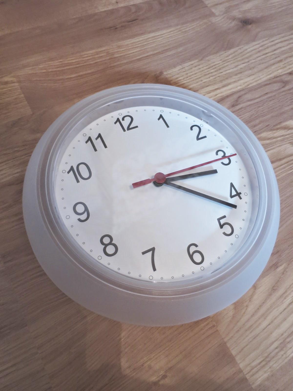 Uhr Ikea