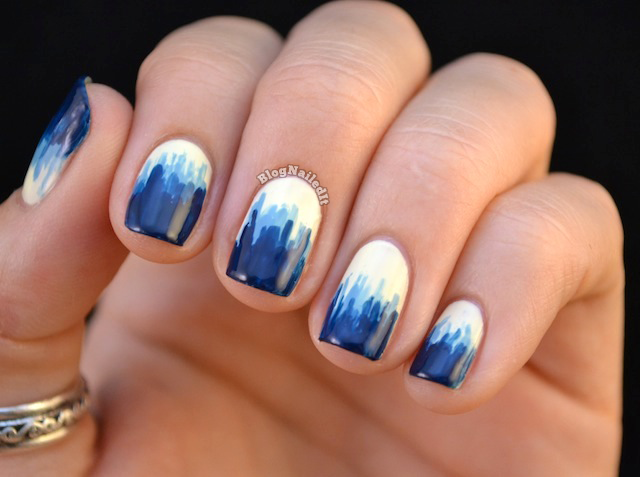Awesome Blue Nail Designs 2017