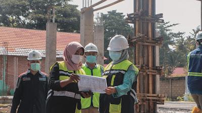 Wagub NTB Apresiasi Rekonstruksi Pembangunan 14 Fasilitas Pendidikan dan Kesehatan UNDP-PETRA