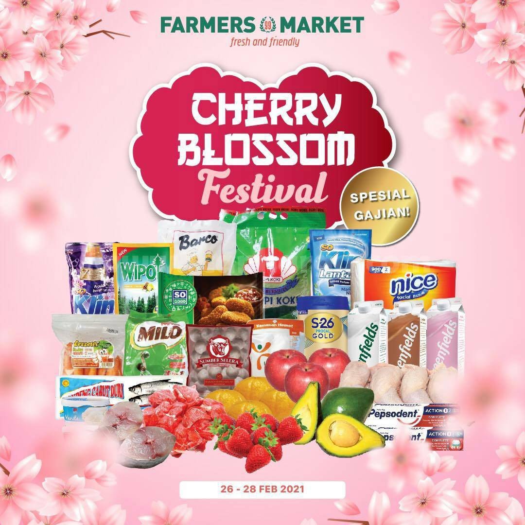 Katalog Promo Farmers Market Weekend 26 - 28 Februari 2021