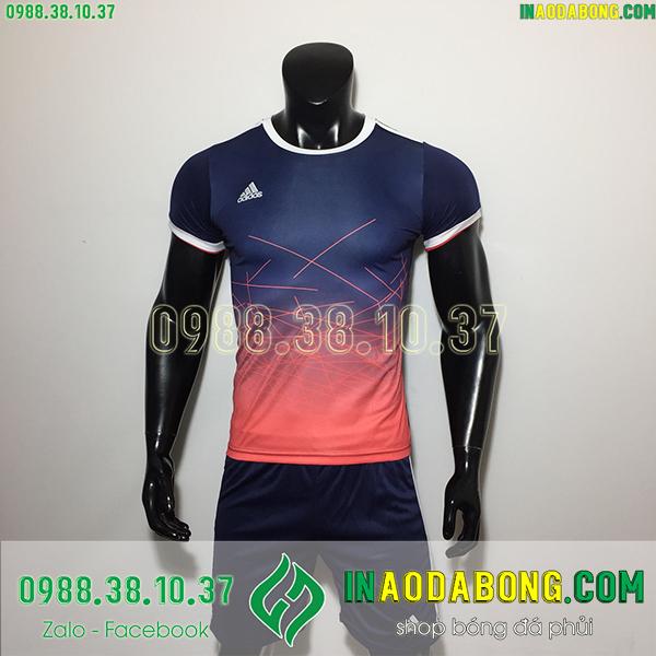 Áo không logo adidas Dyba màu đen