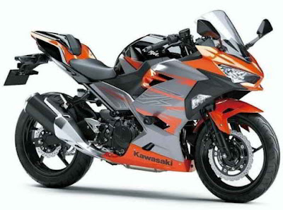 Motor Sport Kawasaki Ninja 250 FI