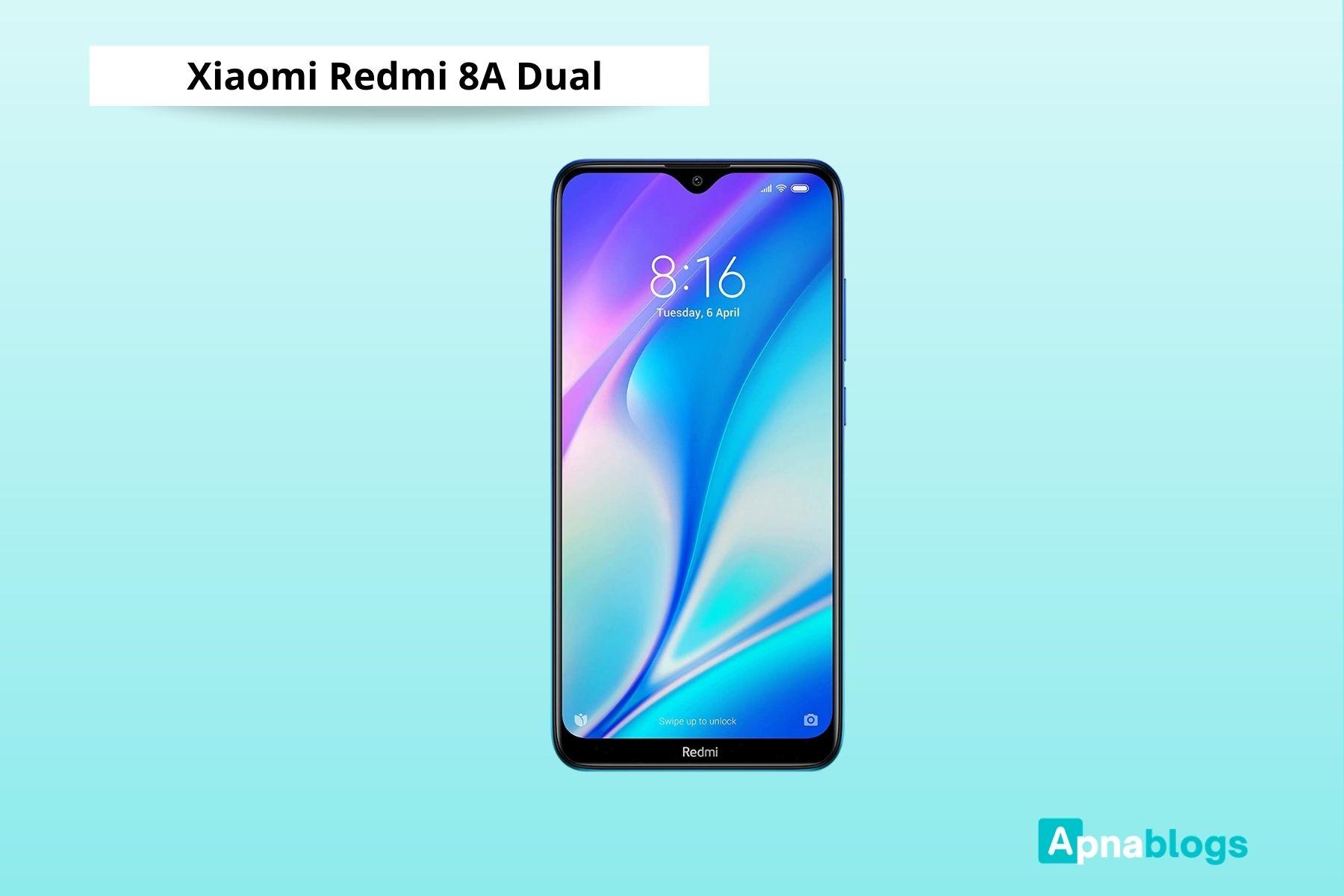 Xiaomi Redmi 8A Dual