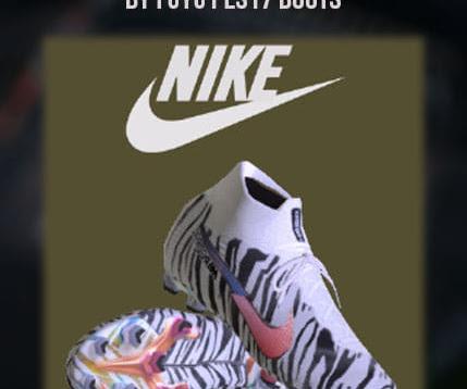 Nike Mercurial Korea Boots PES 2017 PES 2018 PES 2019 PES 2020