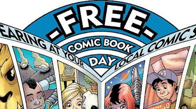 """יום קומיקס חינם 2017 ב""""קומיקס וירקות"""" - 1+1, פוסטרים חינם ועוד, הכל תלוי בכם"""