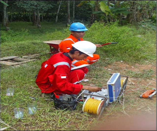 Jasa Survey Geolistrik Sumur Bor Banjarmasin, Kalimantan Selatan Paling Top