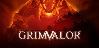 لعبة grimvalor apk نسخة كاملة