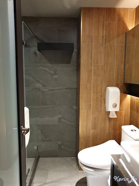 康橋慢旅浴室