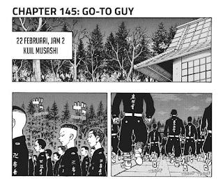 Update! Baca Manga Tokyo Revengers Chapter 145 Full Sub Indo
