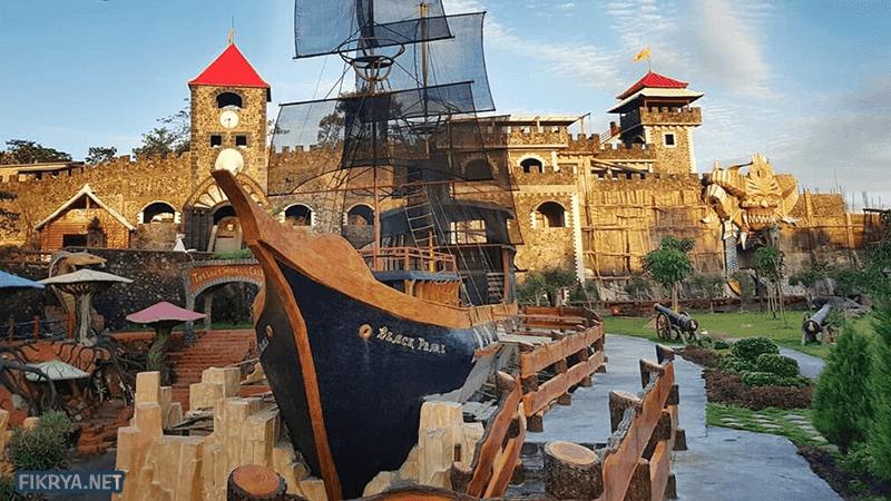 Lukisa 3d The Lost World Castle