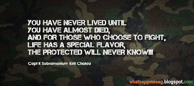 Army Soldier Quotes