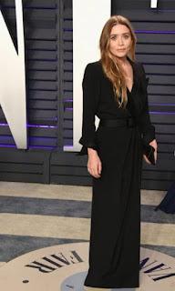 American fashion designer Ashley Olsen
