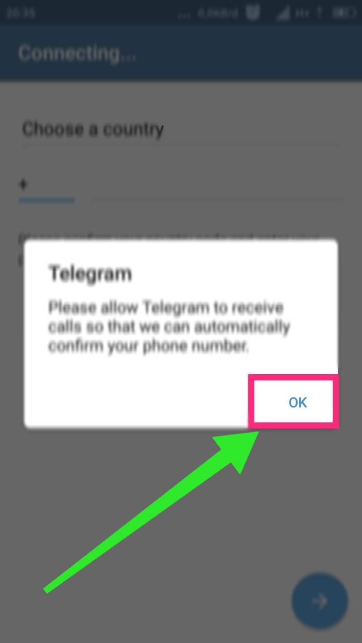 daftar telegram web