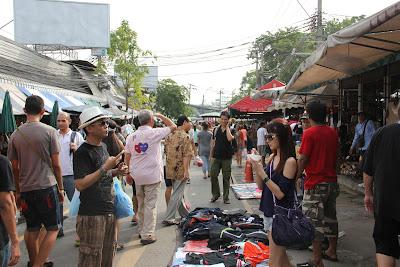 Einkaufen in Bangkok - Thailand