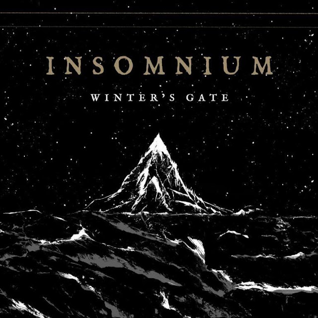 Insomnium - Winter's Gate (Lyrics)