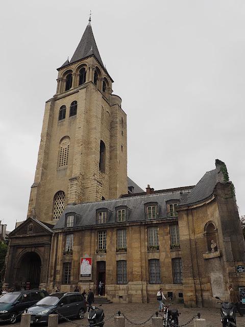 Париж, Сен-Жермен-де-Пре (Paris, Saint-Germain-des-Prés)