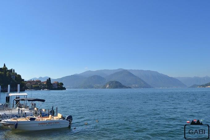 Nad jeziorem Como: Varenna i Bellagio