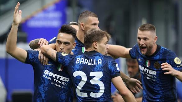 موعد مباراة ساسولو وانتر ميلان اليوم في الدوري الايطالي والقناة الناقلة