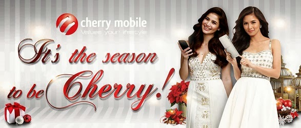 Cherry Mobile 'It's the Season to Be Cherry!' Android Smartphones and Tablets Price List