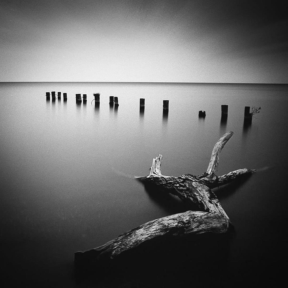Fotografi Landscape fotografi keren dan foto hitam putih Long Exposure